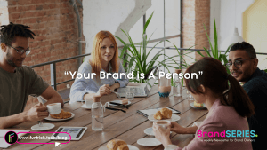 Your Brand is A Person