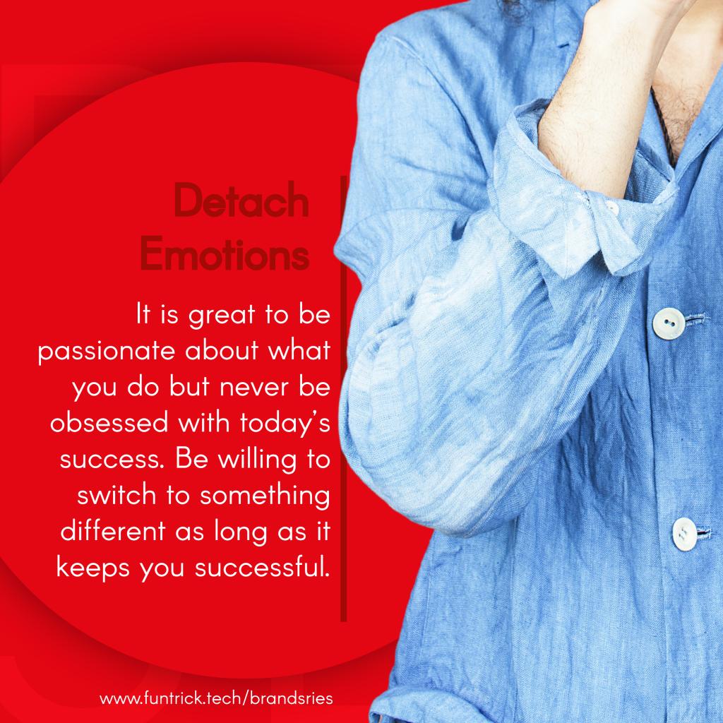 Detach Emotion